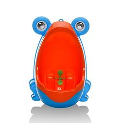 Frog Children Potty Training Toilet Kids Urinal For Boys Pee