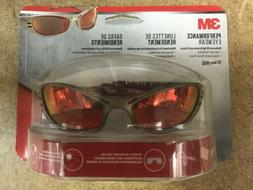 FUEL Safety Glasses RED SAFETY SUNGLASSES