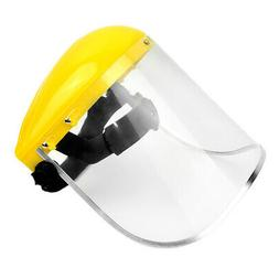 Full-Face Safety Shield Tool Clear Glasses Painting Eye Prot