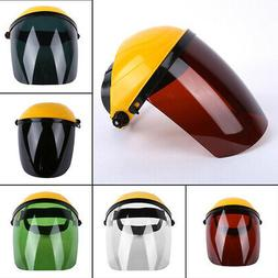 Full Face Safety Shield Tool Clear Glasses Painting Eye Prot