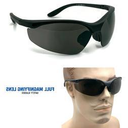 Full Magnifying Lens Z87+ Safety Reader Glasses Reading Sung