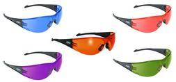 Full Throttle C Safety Glasses, Motorcycle - ANSI Z87.1-2010
