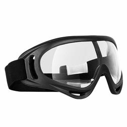 Fully Sealed Shield Goggles UV Eye Protection Lab Work Safet