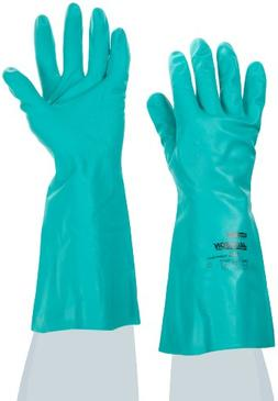 Jackson Safety G80 Nitrile Glove, Chemical Resistant, 15 mil