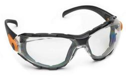 Elvex Clear Dust Goggle, Anti-Fog, GG-40C-AF