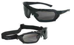 VooDoo Tactical 02-8838001000 Glasses With Extra Lens, Black