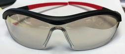 North Safety Glasses T58505BTCG Blocks over 99% UVB and 99%