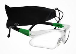 MAGNUS Safety Glasses/Goggles- Comfortable and Adjustable Wr