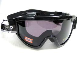 Global Vision ®  Z87+ Impact Shield UV400 Safety Goggles Gl
