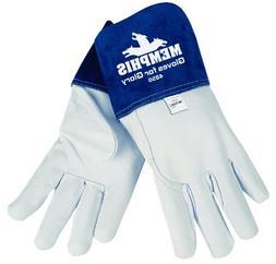 MCR Safety 4850XL Gloves for Glory Premium Grain Goatskin MI
