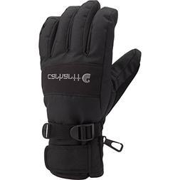 Carhartt Gloves Men's Waterproof Breathable Glove Xlarge Bla
