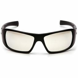Pyramex Goliath Safety Eyewear, Indoor/Outdoor Mirror Lens W