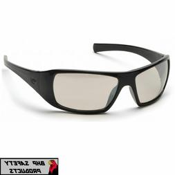 PYRAMEX GOLIATH SAFETY GLASSES INDOOR/OUTDOOR MIRROR LENS SB