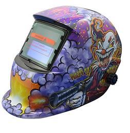 Professional Grade Welding Helmet/Hood Auto Darkening Argon