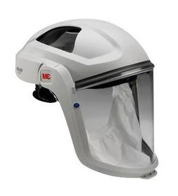 3M Gray Polycarbonate Respiratory Faceshield Assembly For 3M