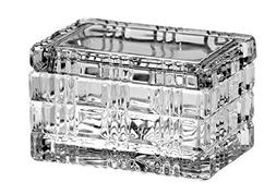 Barski Great Quality Cut Crystal Large Rectangle Jewelry Box