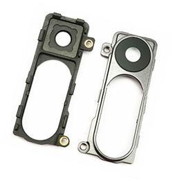 Grey Color Camera Frame Surrounding Holder Cover & Lens Fix