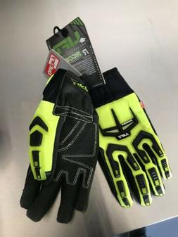 LIFT SAFETY GRO-14HV1L RIGGER OUTDRY WATERPROOF WORK GLOVES