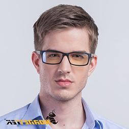 HornetTek GRY107 Computer & Gaming Glasses with Blue Light P