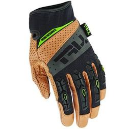 Lift Safety GTA-17KB1L  Brown Genuine Leather Tacker Gloves