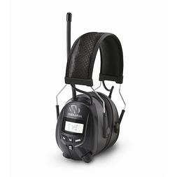 GSM Outdoors GWP-RDOM Walkers Game Ear Am/FM Radio Muff with