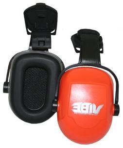 Jackson Safety H70 Vibe Capmount Earmuff, NRR 22, Orange