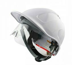 Hat Safety Helmet With Protect Glasses Rescue Construction W