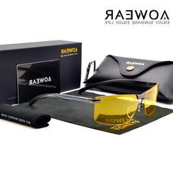 AOWEAR HD Night Vision <font><b>Glasses</b></font> for Night