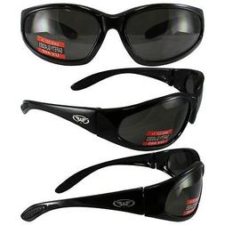 Hercules UNBREAKABLE Safety Sunglasses-SMOKE Lenses Lens NO
