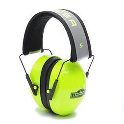 Radians TR0HVG-BX NRR29 High Visibility Green Terminator Ear