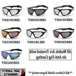 PYRAMEX HIGHLANDER SAFETY GLASSES CONSTRUCTION WORK MOTORCYC