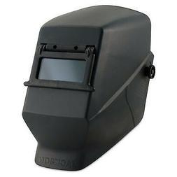 """HSL-2 2"""" X 4 1/4"""" Lift Front Black Shadow Welding Helmet Wit"""