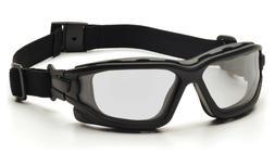 Pyramex I Force SLIM Clear Dual Pane Anti Fog Lenses Safety