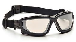 Pyramex I-Force Sporty Dual Pane Anti-Fog Goggle, Indoor/Out