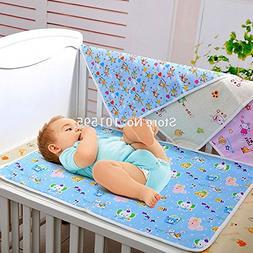 Corcrest1PCS Infant Baby Urinal Pad Sheet Soft Clean Changin