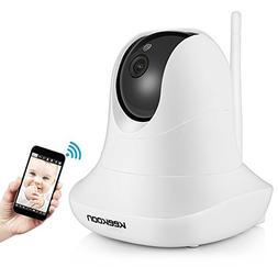 KEEKOON HD 1080P IP Camera Wireless WiFi Baby Pet Monitor Bu
