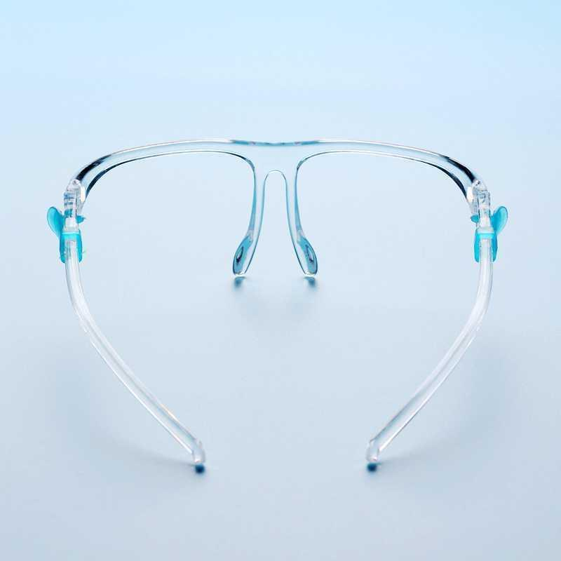 10 Guard Mask Safety Protection With Glasses