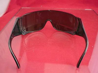10 NORTH NO. SAFETY GLASSES MADE IN THE USA GREEN SHIELDS
