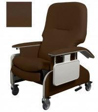 1165511 Chair Recliner Drop Arm Chestnut Ea Graham-Field/Eve