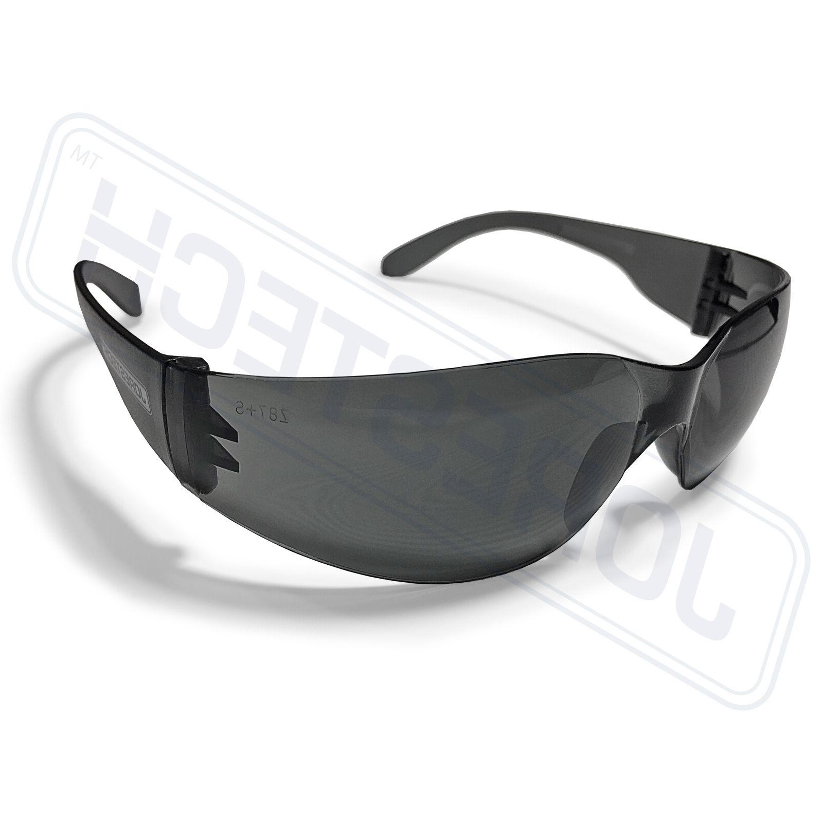12 144 CLEAR/SMOKE LENS SAFETY