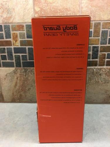 12 New Body GUARD SAFETY Black Grey Anti Glasses