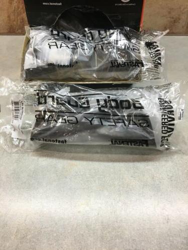 12 Pairs- Body GUARD SAFETY Black Frame, Grey Anti