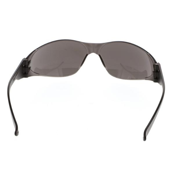 12 PAIR Safety Glasses Grey Lens Sunglasses Lot of