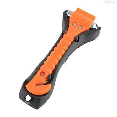 137D Car Vehicle Emergency Safety Hammer Glass Belt Cutter B