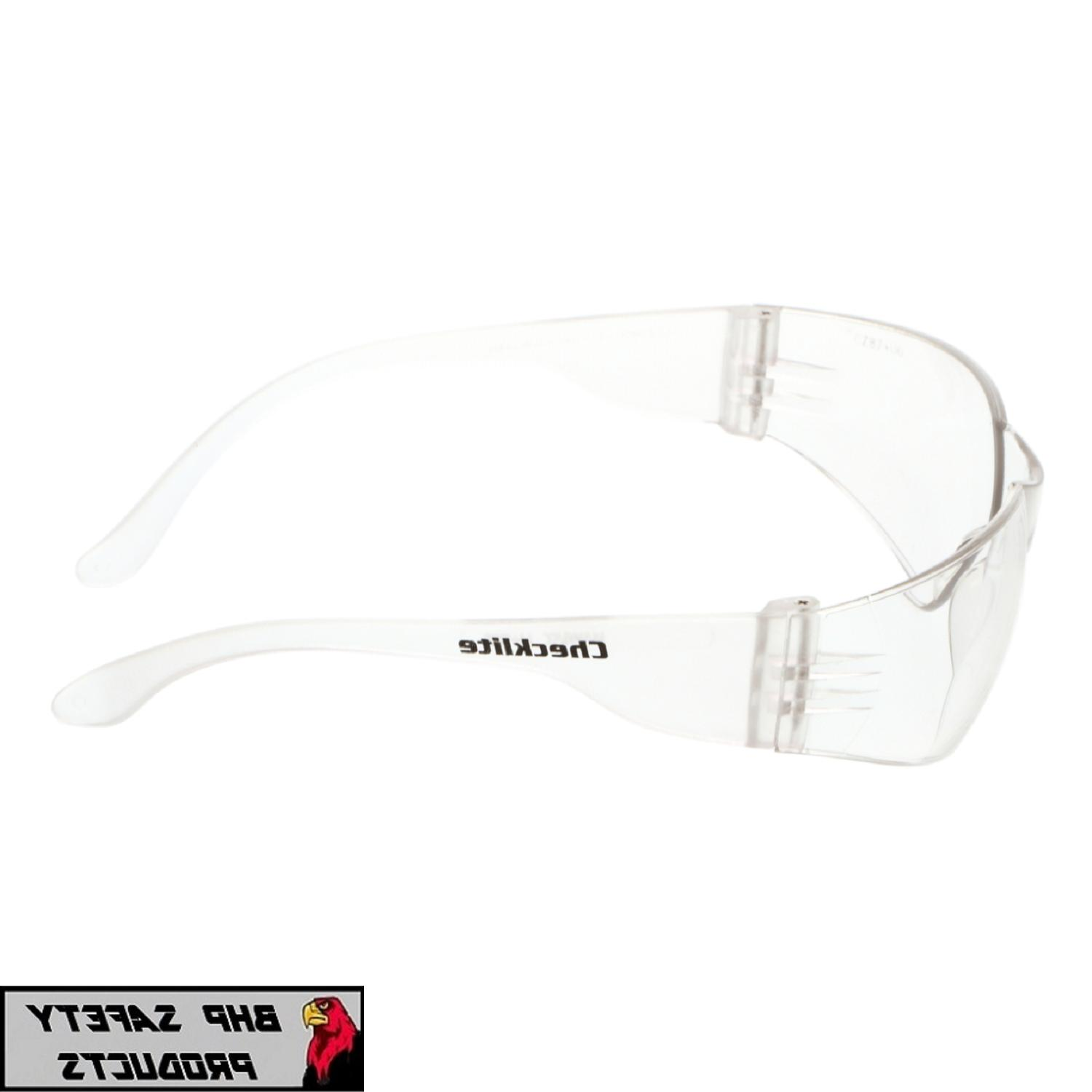 144 Lot Protective Safety Clear Lens Work