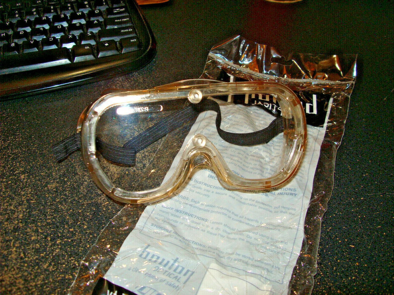 2 - Protective Eye Sealed Lab Eye Protection