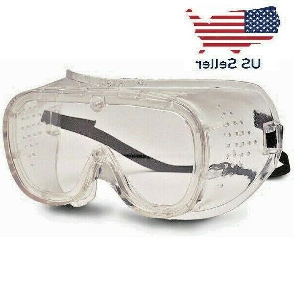 2 pack protective eye goggles new sealed