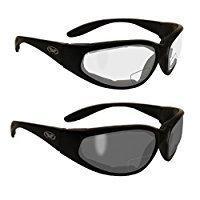 2 Pairs - 1.5 Bifocal Global Vision Eyewear Hercules Anti-fo