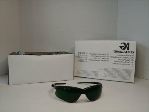 Jackson Safety 3004761 Nemesis Cutting Safety Glasses Black