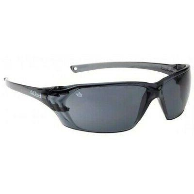 Bolle BE-40058 Prism Safety Glasses Smoke Frames